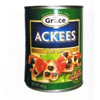 Grace: Ackees