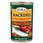 Grace Mackerel In Hot Tomato Sauce