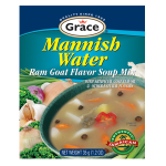 Grace Mannish Water Ram Goat Flavor Soup Mix