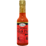 Grace:Jamaica Red Hot Pepper Sauce